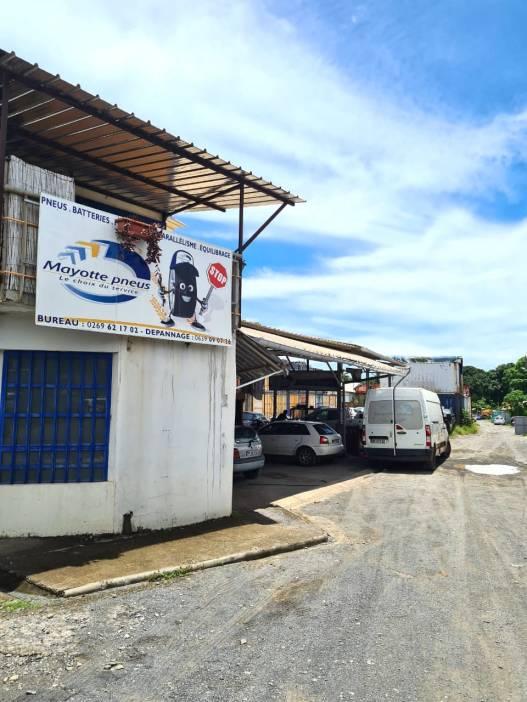 Mayotte Pneus Kaweni Agence